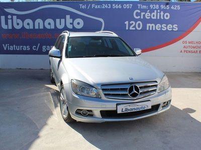 usado Mercedes C320 CDI V6 AVANTGARDE