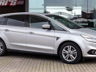usado Ford S-MAX 2.0 TDCi Auto 7L