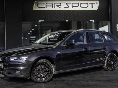 brugt Audi A4 TDi S-Line