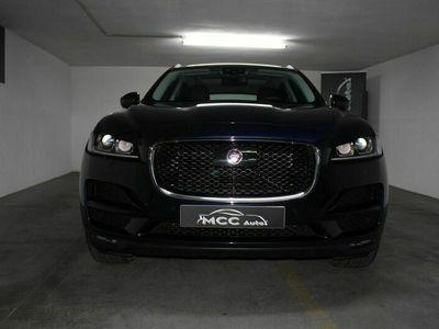 usado Jaguar F-Pace 2.0 i4D Portfolio AWD Aut.