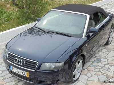 brugt Audi A4 Cabriolet 1.8 T