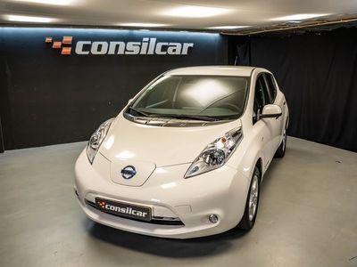 usado Nissan Leaf Acenta 5D 30Kw Techna Navi C/IVA
