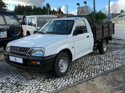 usado Mitsubishi L200 ---