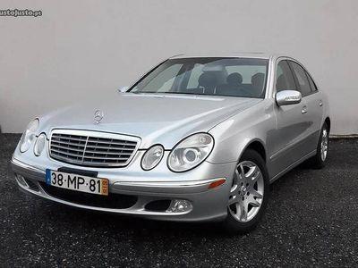usado Mercedes E320 204 cv Elegance