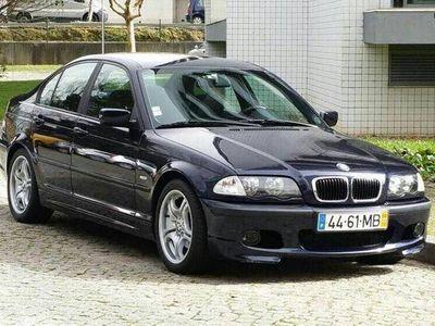 usado BMW 320 d Pack M E46 -