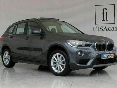 usado BMW X1 S DRIVE 18 D AUTO