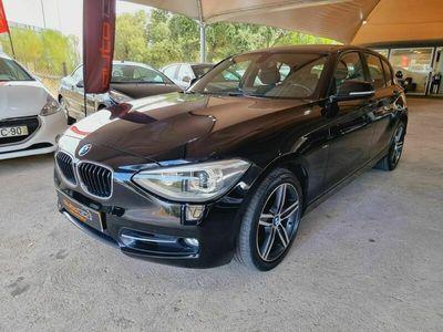 usado BMW 120 d Line Sport