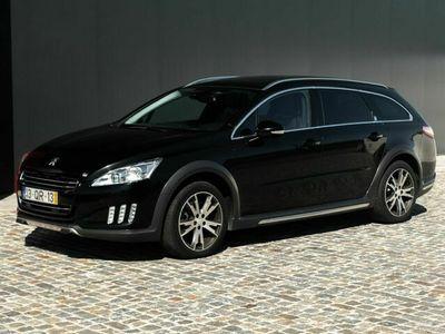 usado Peugeot 508 RXH ---