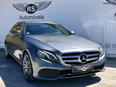 usado Mercedes E220 Avantgarde + Auto 9G 194cv