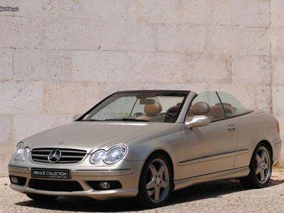 usado Mercedes CLK500 ARMANI
