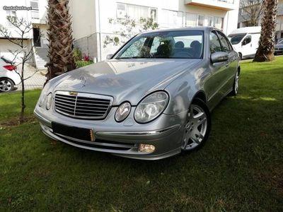 gebraucht Mercedes E270 cdi avantg iuc65EUR