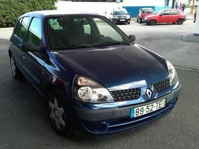 usado Renault Clio 1.2 gasolina -