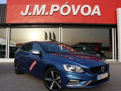 usado Volvo V60 D4 R-Design Geartronic GPS 190cv