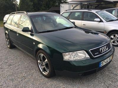 usado Audi A6 avant 2.5 TDi quattro