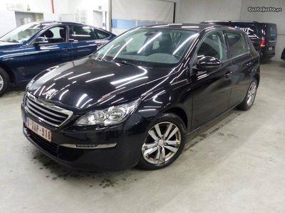 brugt Peugeot 308 1.6 Hdi 115CV Active