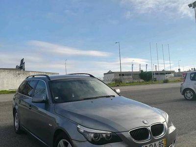 brugt BMW 520 LCI TOURING EXECUTIVE 2009