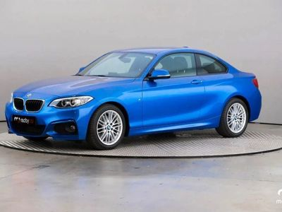 usado BMW 220 D COUPE PACK M