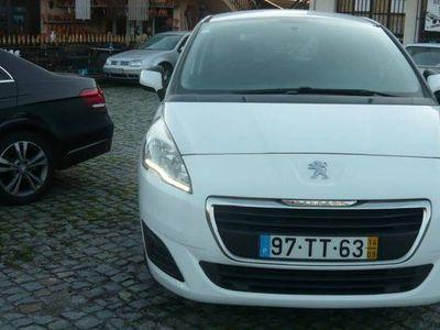usado Peugeot 5008 1600 hdi