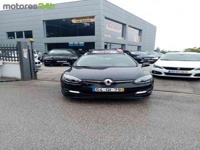 usado Renault Mégane Break 1.5 DCI Exclusive