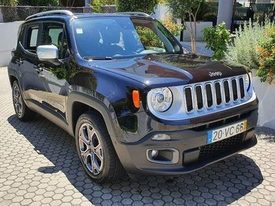 usado Jeep Renegade 1.6 MJD Limited DCT