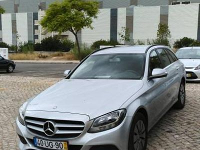 usado Mercedes C180 W205 D