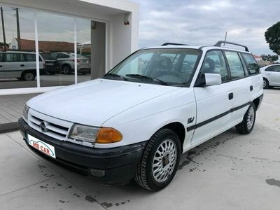 usado Opel Astra Club