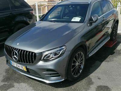 usado Mercedes GLC220 PACK AMG 4 MATIC