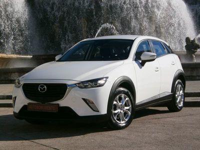 brugt Mazda CX-3 1.5 Skyactiv-D Navi Evolve (105 cv)