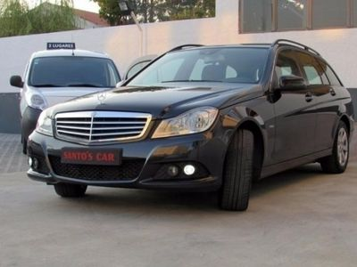 usado Mercedes C200 CDi Classic