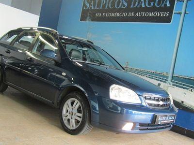 usado Chevrolet Nubira SW 2.0 TDCI CDX