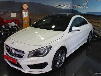 usado Mercedes CLA220 Cdi Pack Amg