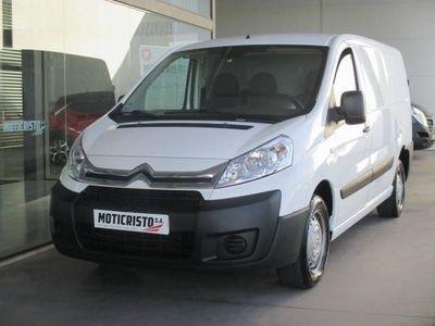 usado Citroën Jumpy com motor de frio