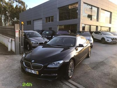 usado BMW 640 Gran Coupé d x drive