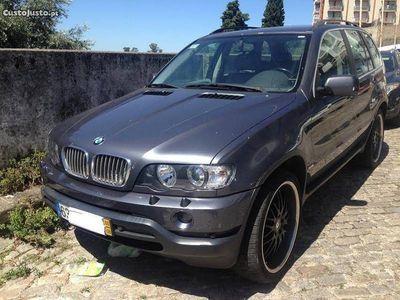 usado BMW X5 4.4i NACIONAL -