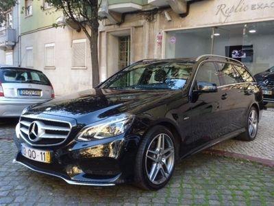 usado Mercedes E300 Station Hybrid BlueTec AMG, Edition E