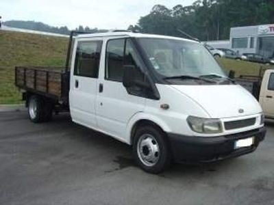 usado Ford Transit CD 7 LUG.