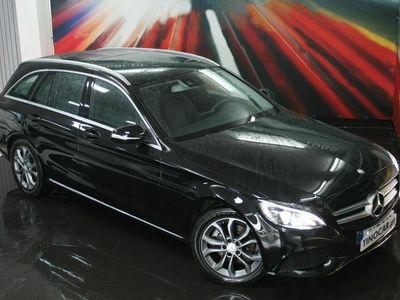 usado Mercedes C220 BlueTec Avantgarde   LED   TETO
