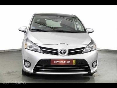 usado Toyota Verso erso1.6 D-4D Comfort + GPS (2.510Kg)