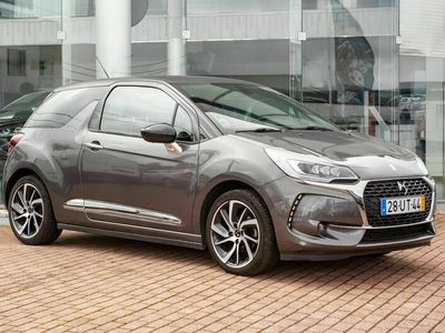 usado DS Automobiles DS3 1.6 BlueHDi Be Chic