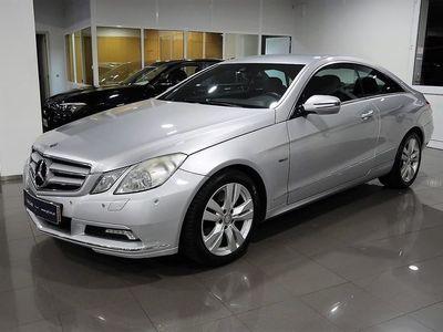 usado Mercedes E250 CDI Coupe