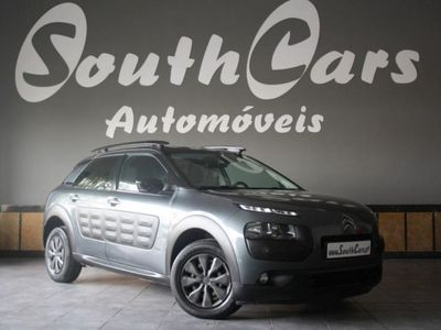 used Citroën C4 Cactus 1.6 BlueHDi Feel