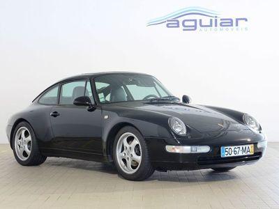 usado Porsche 911 Carrera 993