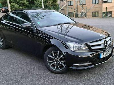 usado Mercedes C220 CDI COUPE AMG