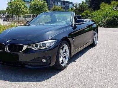 brugt BMW 420 cabrio