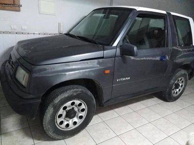 brugt Suzuki Vitara 1.6 hard top