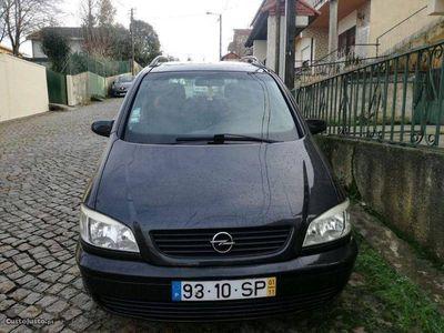 gebraucht Opel Zafira 2.0 DTI
