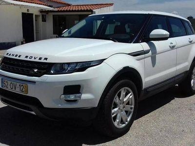 usado Land Rover Range Rover evoque 2.2
