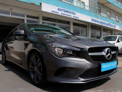 usado Mercedes CLA180 CDi Shooting Break Urban- GPS- Auto