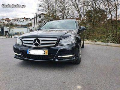 usado Mercedes C220 Avantgard SW