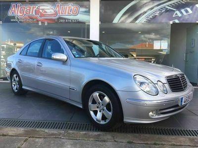 usado Mercedes E270 CDI Avantgard Automático